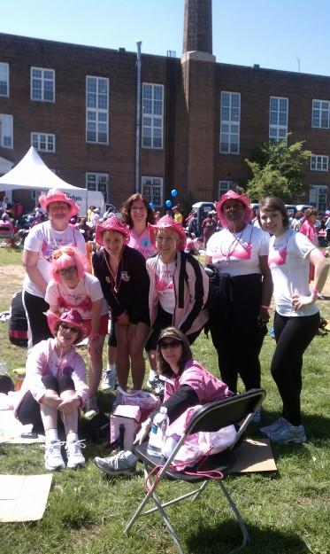 Johns Hopkins Survivor Volunteer Team