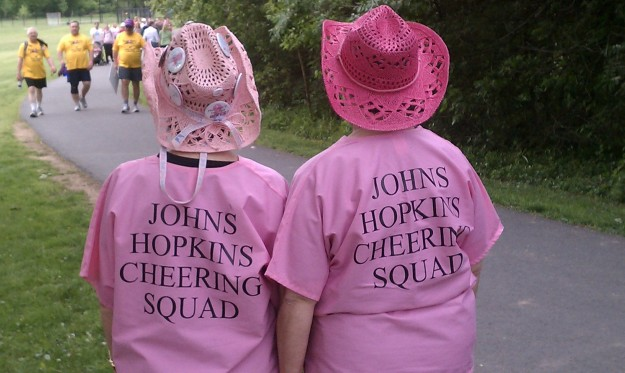 Johns Hopkins Avon Walk Team
