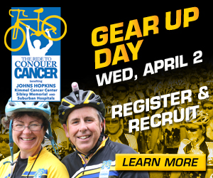Gear Up Day for Ride to Conquer Cancer