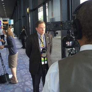 Dr. Tom Smith at #ASCO16.