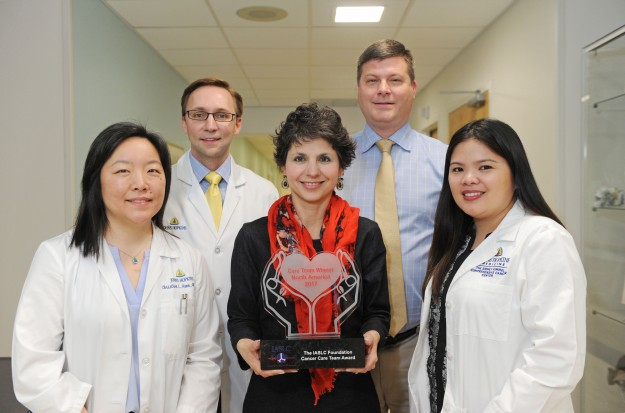 lung cancer award